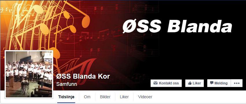 Facebook ØSS Blanda
